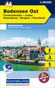 Bodensee Ost, Friedrichshafen, Lindau, Ravensburg, Bregenz, Rorschach