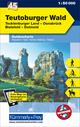 Teutoburger Wald Outdoorkarte Deutschland Nr. 45