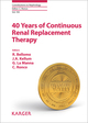 40 Years of Continuous Renal Replacement Therapy