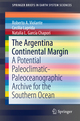 The Argentina Continental Margin