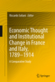 Economic Thought and Institutional Change in France and Italy, 1789-1914