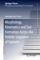 Morphology, Kinematics and Star Formation Across the Hubble Sequence of Galaxies