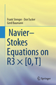 Navier-Stokes Equations on R3 × [0, T]
