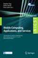 Mobile Computing, Applications, and Services