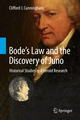 Bode's Law and the Discovery of Juno