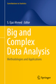 Big and Complex Data Analysis