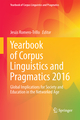 Yearbook of Corpus Linguistics and Pragmatics 2016