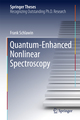 Quantum-Enhanced Nonlinear Spectroscopy