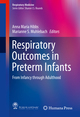 Respiratory Outcomes in Preterm Infants