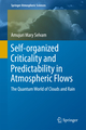 Self-organized Criticality and Predictability in Atmospheric Flows