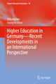 Higher Education in Germany¿Recent Developments in an International Perspective