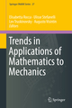 Trends in Applications of Mathematics to Mechanics