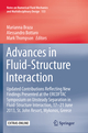 Advances in Fluid-Structure Interaction