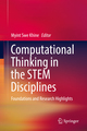 Computational Thinking in the STEM Disciplines
