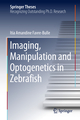 Imaging, Manipulation and Optogenetics in Zebrafish
