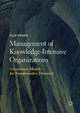 Management of Knowledge-Intensive Organizations