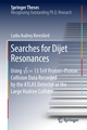 Searches for Dijet Resonances