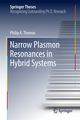 Narrow Plasmon Resonances in Hybrid Systems