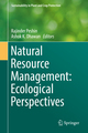 Natural Resource Management: Ecological Perspectives