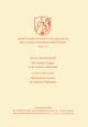 Die Lieschen Gruppen in der modernen Mathematik / Mathematische Probleme der modernen Wellenoptik