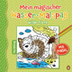 Mein magischer Wasser-Malspaß - Wilde Tiere