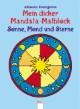 Mein dicker Mandala-Malblock - Sonne, Mond und Sterne