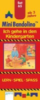 Mini-Bandolino Set 65 - Ich gehe in den Kindergarten