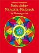 Mein dicker Mandala-Malblock - Im Blumengarten