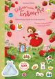 Erdbeerinchen Erdbeerfee - Glitzersticker-Spaß im Erdbeergarten