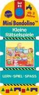 Mini-Bandolino Set 82 - Kleine Rätselspiele