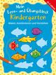 Malen, Kombinieren und Verstehen - Kindergarten