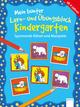Mein bunter Lern- und Übungsblock Kindergarten - Spannende Rätsel und Malspiele