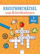 Kreuzworträtsel zum Schreibenlernen. 1. Klasse