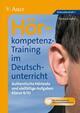Hörkompetenz - Training im Deutschunterricht