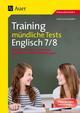 Training mündliche Tests Englisch 7-8