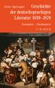 Geschichte der deutschsprachigen Literatur - 1830-1870
