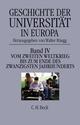 Geschichte der Universität in Europa Bd. IV: Vom Zweiten Weltkrieg bis zum Ende des 20. Jahrhunderts