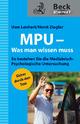 MPU - Was man wissen muss