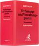 Sartorius I - Verfassungs- und Verwaltungsgesetze, Ergänzungsband