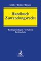 Handbuch Zuwendungsrecht