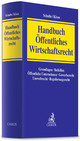 Handbuch Öffentliches Wirtschaftsrecht