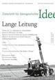 Zeitschrift für Ideengeschichte Heft IX/1 Frühjahr 2015