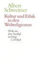 Kultur und Ethik in den Weltreligionen