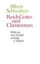 Reich Gottes und Christentum