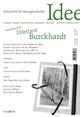 Welthistoriker - Dilettant - Burckhardt