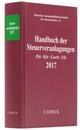 Handbuch der Steuerveranlagungen 2017