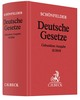 Deutsche Gesetze Gebundene Ausgabe II/2018