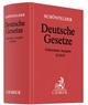 Deutsche Gesetze Gebundene Ausgabe II/2019