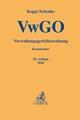 Verwaltungsgerichtsordnung/VwGO
