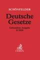 Deutsche Gesetze Gebundene Ausgabe II/2020